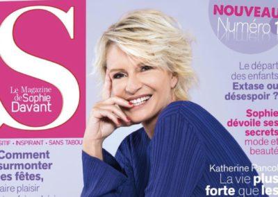 CMI – S Le magazine de Sophie Davant