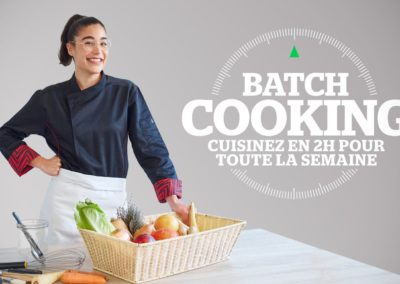 TEVA – Batch Cooking
